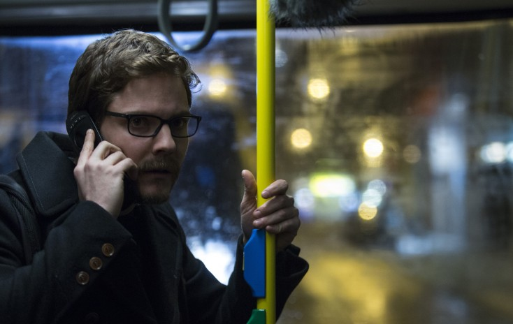 German Actor Daniel Bruhl Follows 'Rush' with 'Fifth Estate'