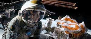 "Sandra Bullock stars as Ryan Stone in ""Gravity."" ©Warner Bros. Entertainment."