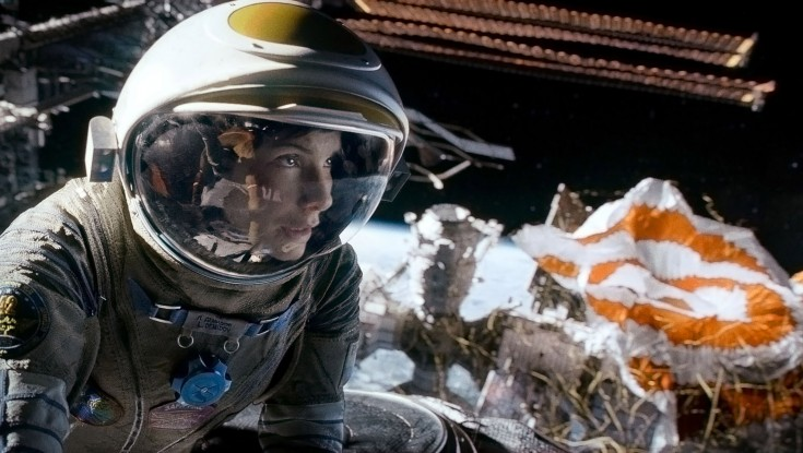 Sandra Bullock Made Space Connection Through Family