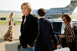 "CHRIS HEMSWORTH stars as the charismatic Englishman James Hunt in ""Rush."" ©Universal Studios. CR: Jaap Buitendijk."