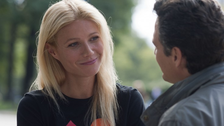 Paltrow is 'Sharing' Her Views on Sex Addiction, Sci-Fi