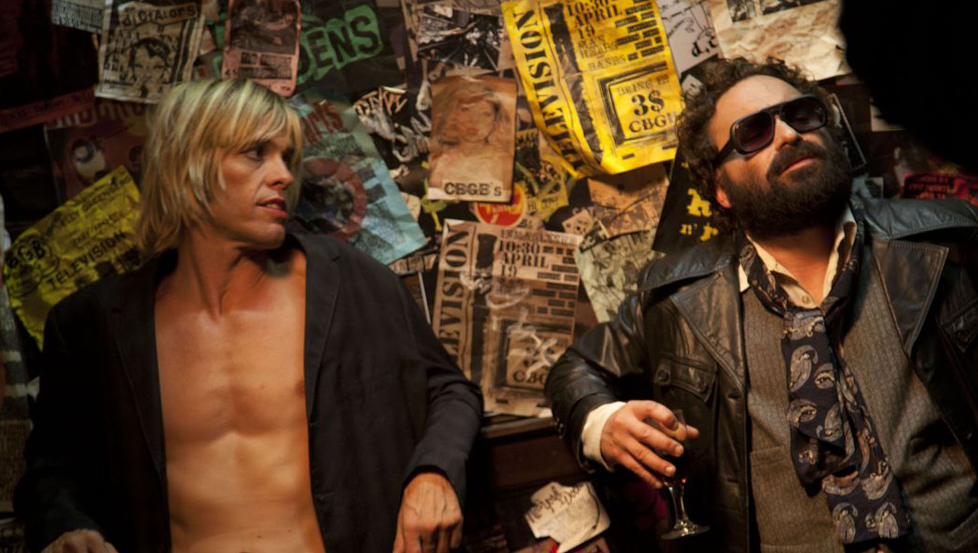 Lifeless 'CBGB' More Junk Than Punk - Front Row Features