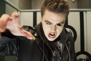 "Vampires are on the attack in ""Fright Night 2."" ©20th Century Fox Home Entertainment."
