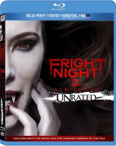 """Frignt Night 2"" (DVD/Blu Ray Box Art). ©20th Century Fox Home Entertainment."