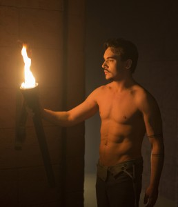"Jonathan Rhys Meyers as Alexander Grayson in the NBC series ""DRACUL A."" ©NBCUNIVERSAL MEDIA. CR: Jonathan Hession."