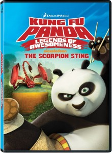 """Kung Fu Panda Legends of Awesomeness: The Scorpion Sting."" ©DreamWorks Animation."
