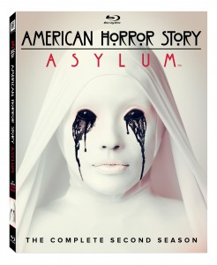 """American Horror Story: Asylum"" (DVD/Blu-ray Box Art). ©FX."