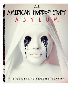 """American Horror Story: Asylum"" (DVD/Blu-ray Box Art). ©FX."