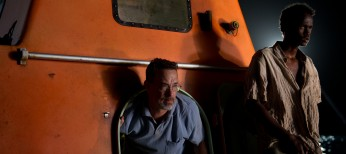 Tom Hanks Takes the Helm in 'Captain Phillips'