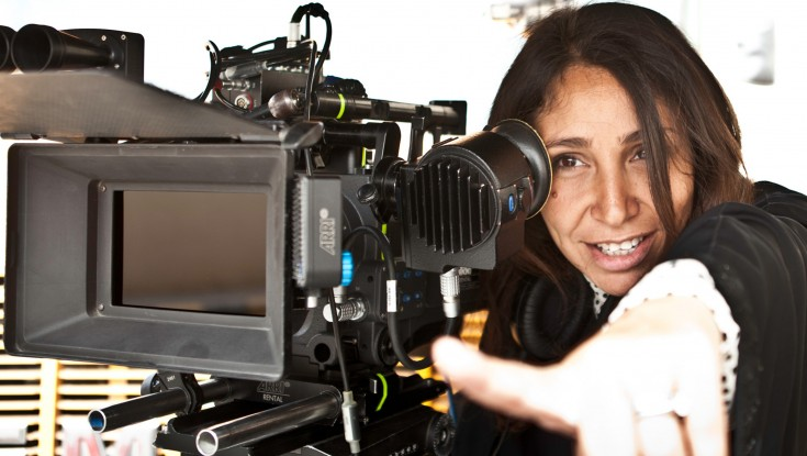 Saudi Filmmaker Blazes Path with 'Wadjda'