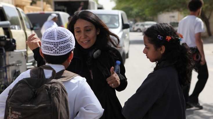 Saudi Filmmaker Blazes Path with 'Wadjda' – 4 Photos