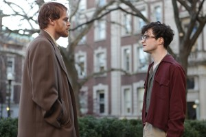 "Left to right: Michael C. Hall as David Kammerer and Daniel Radcliffe as Allen Ginsberg in ""Kill Your Darlings."" ©Sony PIctures Classics. CR: Jessica Miglio."