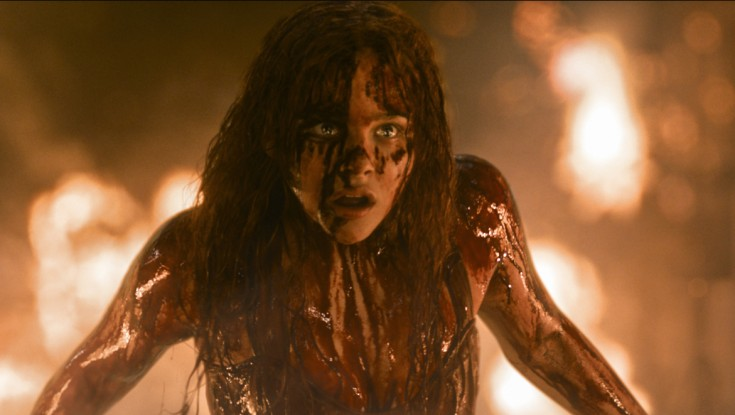Alternate Ending, Deleted Scenes on 'Carrie' Blu-ray – 4 Photos