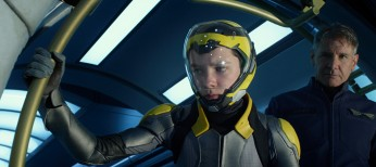 Harrison Ford Returns to Space in 'Ender's Game'
