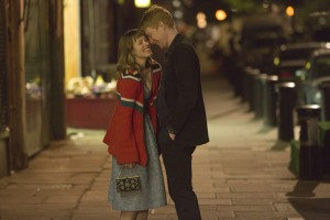 "Mary (RACHEL MCADAMS) and Tim (DOMHNALL GLEESON) in ""About Time."" ©Universal Studios. CR: Murray Close."