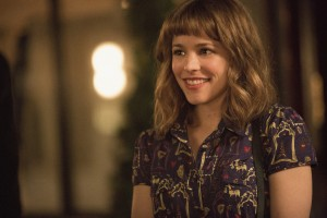 "Mary (RACHEL MCADAMS) in ""About Time."" ©Universal Studios. CR: Murray Close."