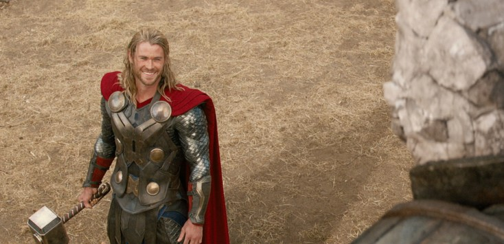 Marvel Wins Again With Light and Dark 'Thor'   – 3 Photos
