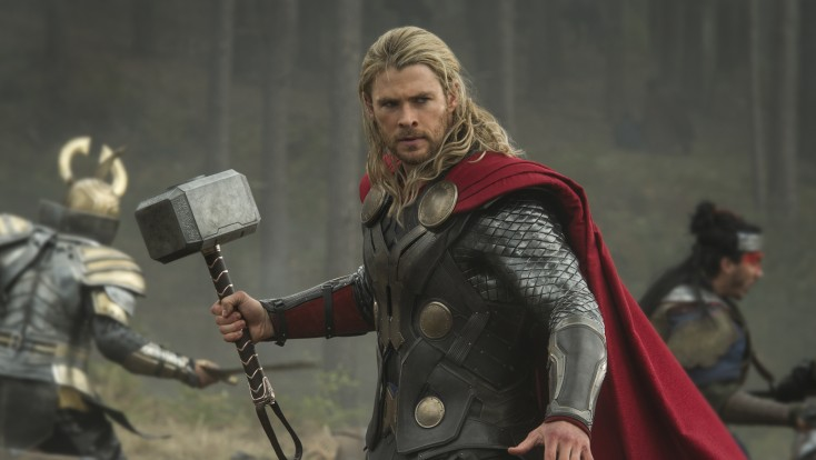 Marvel Wins Again With Light and Dark 'Thor'