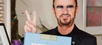 Ringo Starr Publishes Photo Book, Launches Concert Tour – 3 Photos
