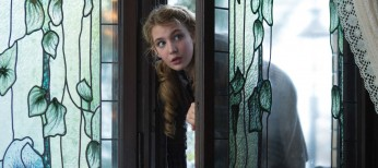 Rush, Nelisse Steal a Moment in 'Book Thief'