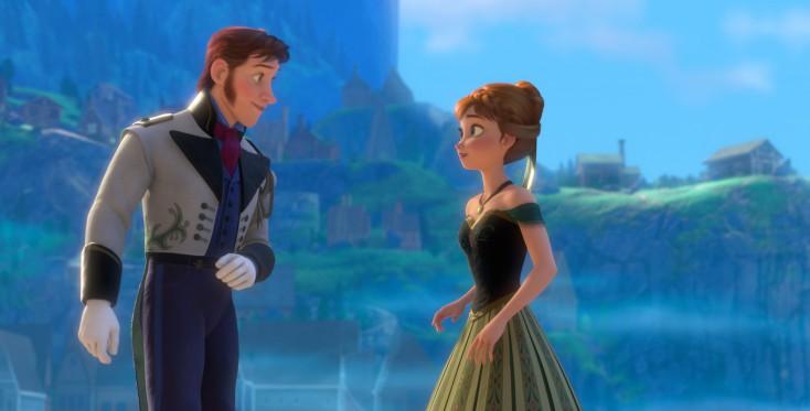 Kristen Bell Sings Praises of 'Frozen,' 'Mars'