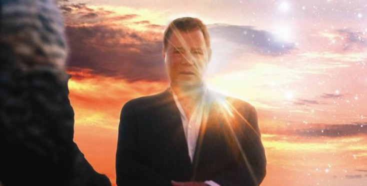 William Shatner 'Ponders' His Feelings in Song – 2 Photos
