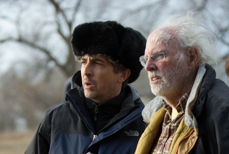Bruce Dern Enlivens 'Nebraska' – 3 Photos