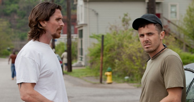 Bale, Affleck Generate Heat in 'Furnace'