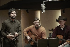 "(l-r) Oscar Isaac, Justin Timberlake and Adam Driver (L to R)in Joel and Ethan Coen's ""INSIDE LLEWYN DAVIS."" ©2012 Long Strange Trip LLC CR: Alison Rosa."