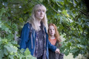 Saoirse Ronan and Harley Bird in HOW I LIVE NOW. ©Magnolia Pictures.