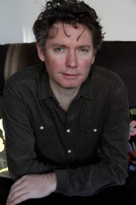 Kevin Macdonald, director of HOW I LIVE NOW. ©Magnolia Pictures.