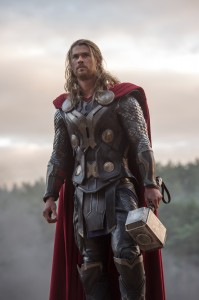 "Thor (Chris Hemsworth) in ""Marvel's Thor: The Dark World."" © 2013 MVLFFLLC. TM & © 2013 Marvel. CR:"
