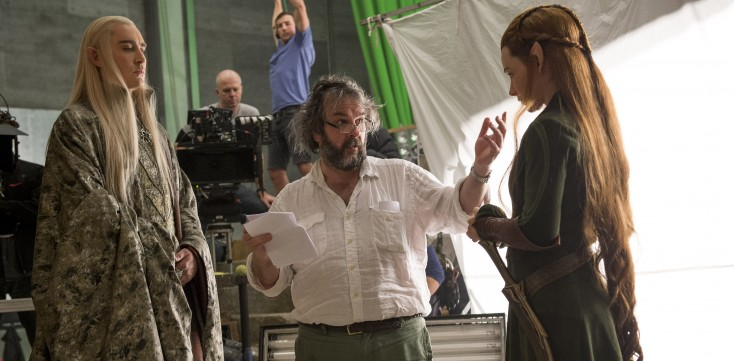 Peter Jackson Returns to Middle-earth with 'Hobbit' Sequel