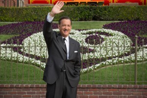 "Walt Disney (Tom Hanks) in Disney's ""Saving Mr. Banks"". ©Disney Enterprises, Inc. CR: Francois Duhamel."