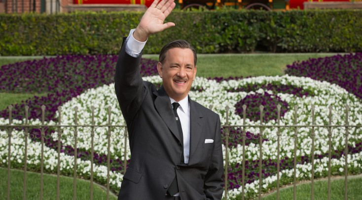 'Saving' Mr. Hanks – 4 Photos