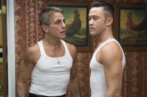 "Tony Danza and Writer/DirectorJoseph Gordon-Levitt star in Relativity Media's ""Don Jon"". ©Relativity Media. CR: Daniel McFadden."