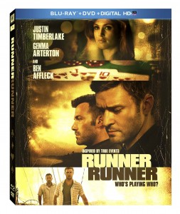 """RUNNER, RUNNER"" (Blu-ray Box Art). ©20th Century Fox."