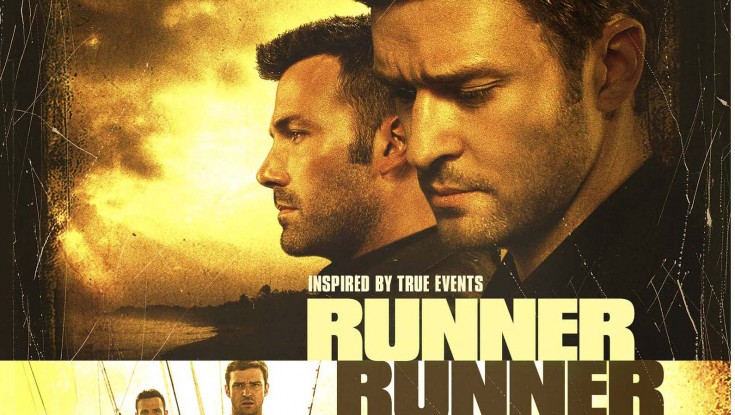 'Runner Runner' All In on Home Video – 3 Photos