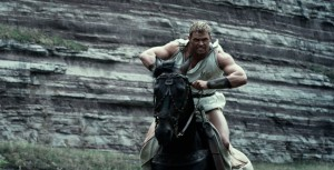 "Kellan Lutz stars in ""THE LEGEND OF HERCULES."" ©Summit Entertainment."