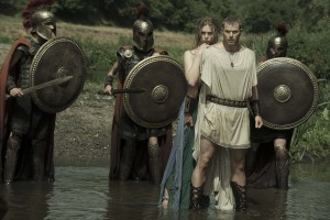 "(center) Kellan Lutz stars in ""THE LEGEND OF HERCULES."" ©Summit Entertainment."