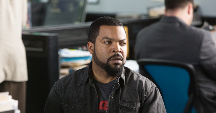 Ice Cube's Career Path an Unexpected 'Ride'