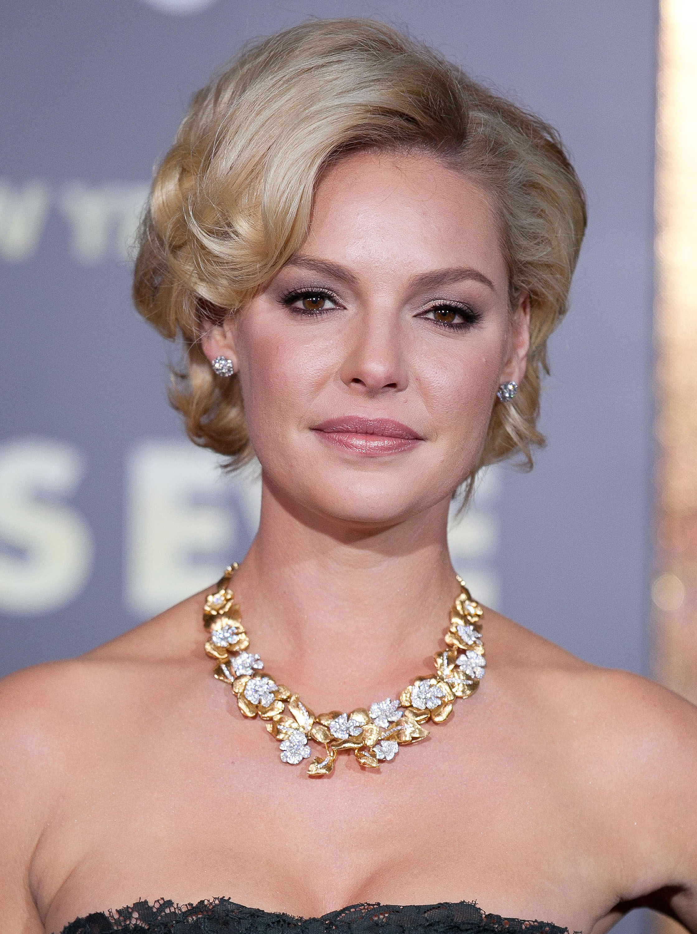 Katherine Heigl's New 'Job' - 3 Photos - Front Row Features Katherine Heigl
