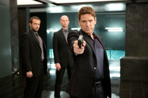 Kenneth Branagh (right) is Viktor Cherevin in JACK RYAN: SHADOW RECRUIT. ©Paramount Pictures. CR: Larry Horricks.