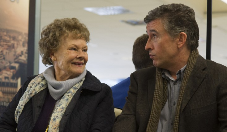 Funnyman Coogan Gets Serious About Church Scandal with 'Philomena'