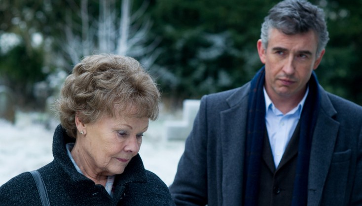 Funnyman Coogan Gets Serious About Church Scandal with 'Philomena' – 3 Photos
