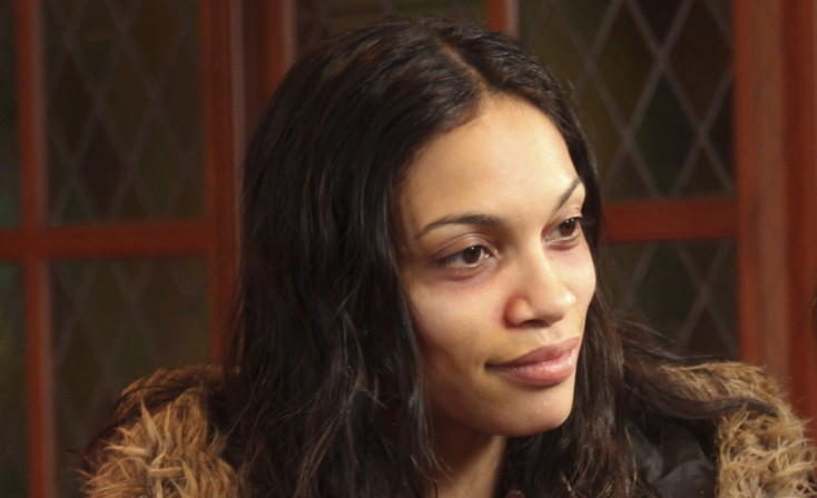 Rosario Dawson Plays Bad Mama in 'Shelter' – 3 Photos