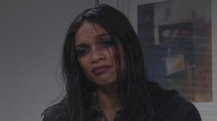 Rosario Dawson Plays Bad Mama in 'Shelter'