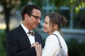 "(l-r) George (Andy Garcia) and Vera Farmiga share a moment in AT MIDDLETON."" ©Anchor Bay."