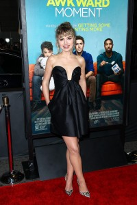 Imogen Poots at the premiere of THAT AWKWARD MOMENT. ©Front Row Features/PRPP. CR: John Salangsang.