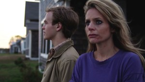(l-r) Graham Patrick Martin and Jessalyn Gilsig star in SOMEWHERE SLOW. ©Logolite Entertainment.